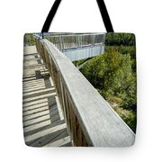 Visitor's Center Lookout Tote Bag