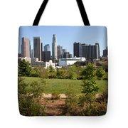 Vista Hermosa Park Los Angeles California Tote Bag