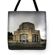 Vista House At Crown Point - Oregon Tote Bag