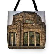 Vista House Tote Bag