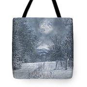 Visual Quiet Tote Bag