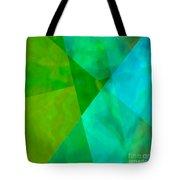 Vitreosity Tote Bag by ME Kozdron