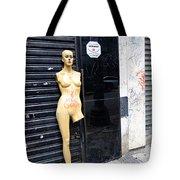 Viva O Meu Corpo - Sao Paulo Tote Bag by Julie Niemela