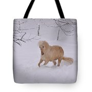 Viva Zapata Contratercero Dances In The Snow Tote Bag