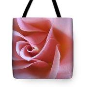Vivacious Pink Rose 2 Tote Bag