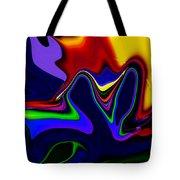 Vivacity  - Abstract  Tote Bag