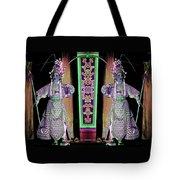 Vibrant Opera Tote Bag