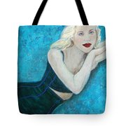 Vivian Lady Of The Lake Tote Bag