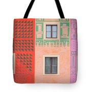 Vivid Decorations Tote Bag