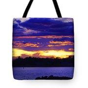 Vivid Skies Tote Bag