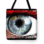 Vivid Vision  Tote Bag