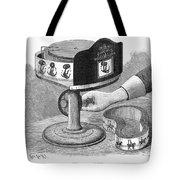 Viviscope, 1896 Tote Bag