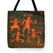 Vof Dance Scene Tote Bag
