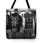 Vogue And Sacred Heart Tote Bag