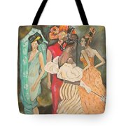 Vogue Ladies Tote Bag