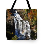 Voice Of Many Waters Tote Bag