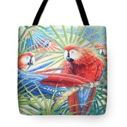 Voices Of The Amazon Tote Bag