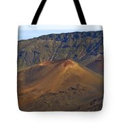 Volcanic Cone Tote Bag