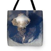 Volcanic Eruption Eruption Volcano Volcanism Tote Bag