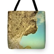 Volcanic Paradise Tote Bag