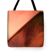 Volcano As Geometric Equation Tote Bag