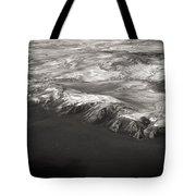 Volcano Ash Iceland Tote Bag
