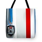 Volkswagen Vw Hood Emblem 3 Tote Bag