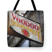 Voodoo Doughnuts Tote Bag