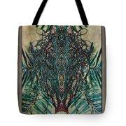 Voodoo Moss Tote Bag