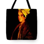 Voodoo Queen - Marie Laveau Tote Bag