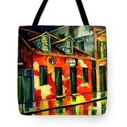 Voodoo Shop Tote Bag
