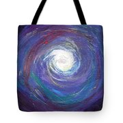Vortex Of Love Tote Bag