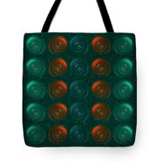 Vortices Tote Bag