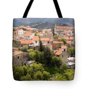 Vouni Village Tote Bag