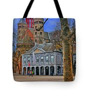 Vrijthof Square Tote Bag