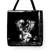 Vroomvroom Tote Bag