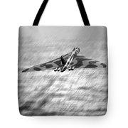 Vulcan Sea  Tote Bag