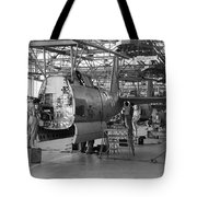 Vultee Aircraft Company Nashville 1941 Tote Bag