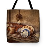 Vulture Kitchen Tote Bag