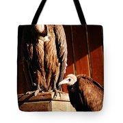 Vulture Male Tote Bag