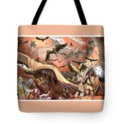 Vulture Supremacy Tote Bag