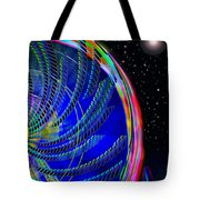 Fun On Planet X Tote Bag