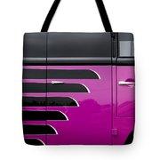 Vw Panel Van Colour  Tote Bag