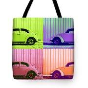 Vw Pop Spring Tote Bag