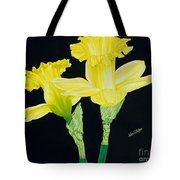 Vy And Georgie Tote Bag