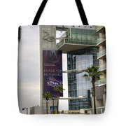 W Hollywood Tote Bag