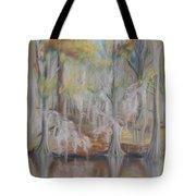 Waccamaw River Impressions Tote Bag