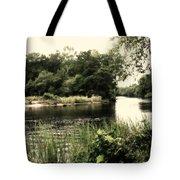 Waccamaw River Tote Bag