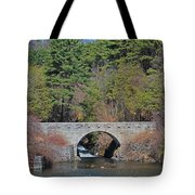 Wachusett Reservoir Spillway 6 Tote Bag