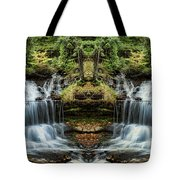 Wagner Twins Tote Bag